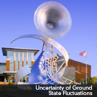 Uncertainty of Ground State Fluctuations