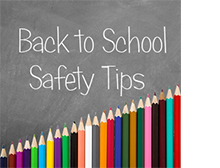 Back to School Saftey Tips Website