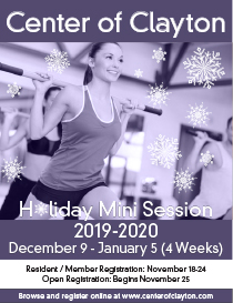 Holiday Mini Session Program Guide