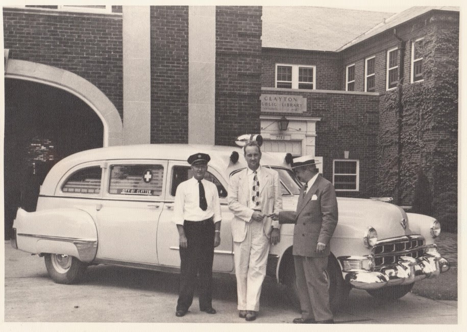 Clayton Fire has a long history in EMS   News   City of