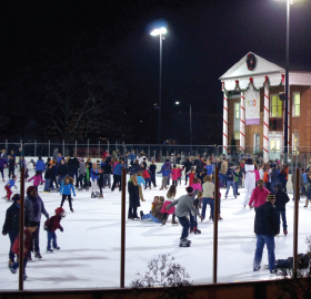 Shaw Park Ice Rink News