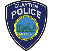 Clayton PD Patch